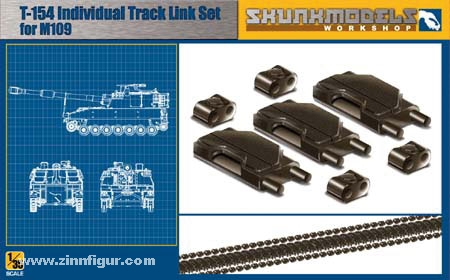 T-154 Track Link Set for M109A6