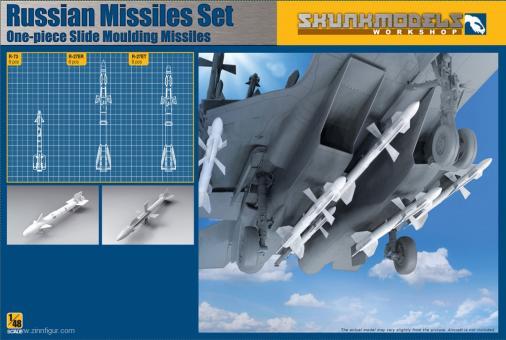 Russische Raketen Set