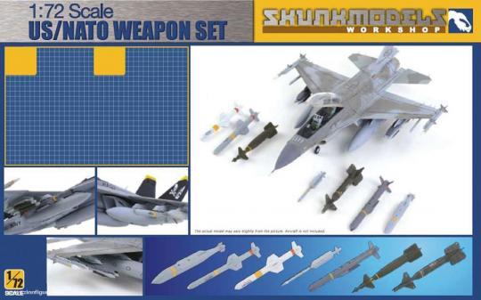 US/NATO Weapon Set