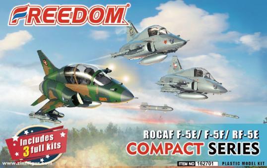 """F-5E/F-5F/RF-5E """"Rocaf"""" - Compact Series"""