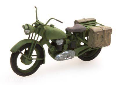 """Britisches Motorrad """"Triumph"""""""