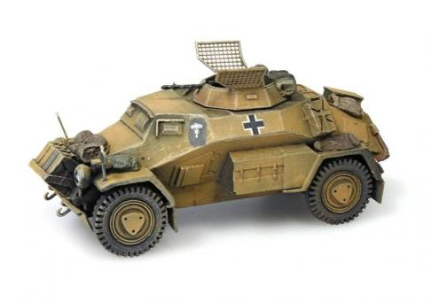 Sd.Kfz. 221 MG34 - gelb