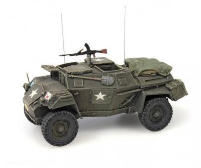 Humber Mk.I Scout Car mit Bren Gun