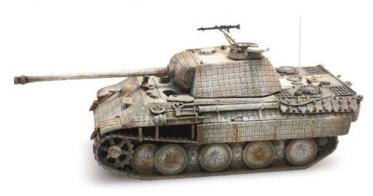 Panther Ausf.A mit Zimmerit - Winter
