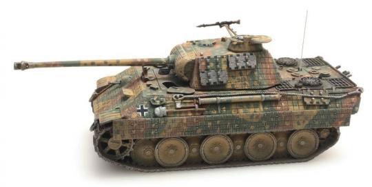 Panther Ausf.A Zimmerit - Hinterhalt-Tarnung