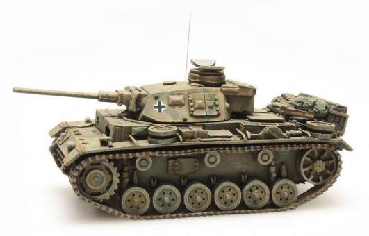 Pz.Kpfw.III Ausf.L Tarnung