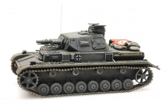 Pz.Kpfw.IV Ausf.D - grau