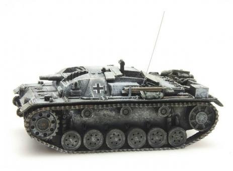 StuG.III Ausf.A-2 - Winter