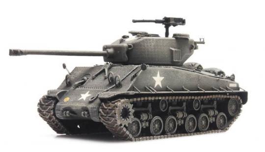 US Sherman M4A3 E8