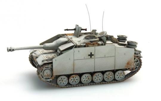 StuG III Ausf.G Saukopf 1944 - Winter