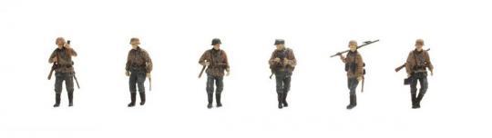 Deutsche Infanterie - Tarnung