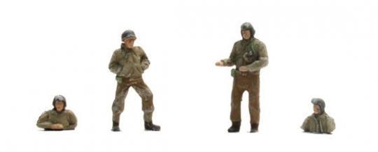 US Panzersoldaten