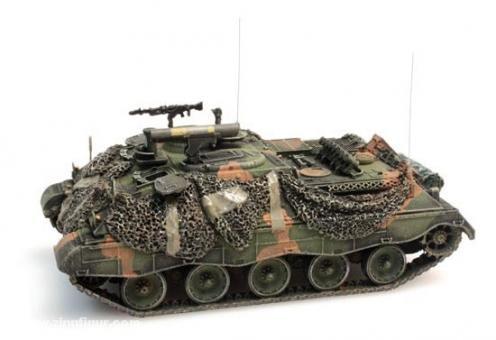 Jaguar 1 Battle Ready Austria - Camo