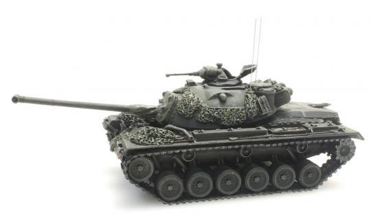 M48 A2 Gefechtsklar Bundeswehr - Gelboliv
