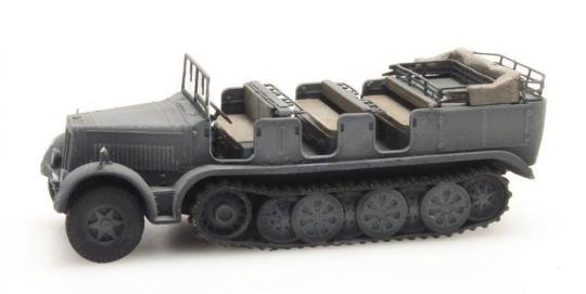 Sd.Kfz. 7 Zugkraftwagen 8t - Grau