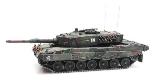 """Leopard 2A4 """"Schweiz"""" - Tarnung"""