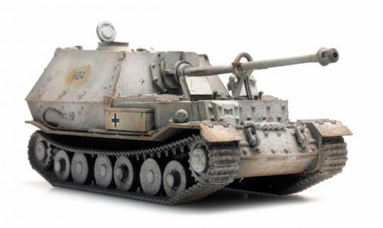 Panzerjäger Elefant - Winter