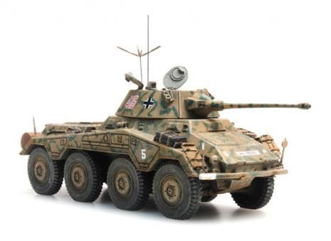 Sd.Kfz. 234/2 Puma - Tarnbemalung