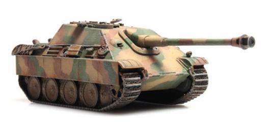 Jagdpanther (spät) - Fleckentarnung