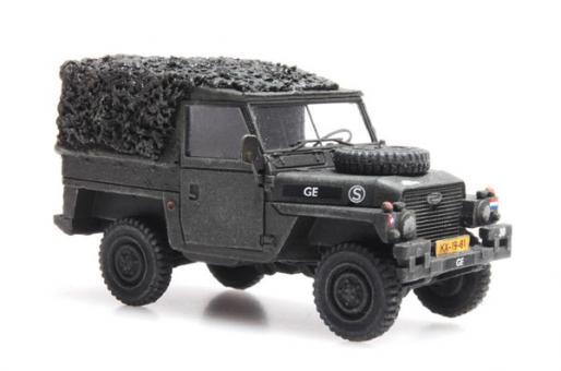 NL Land Rover 88 Lightweight Gefechtsklar