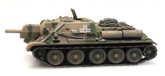 SU 122 Captured