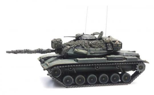M60A1 Olivgrün Gefechtsklar