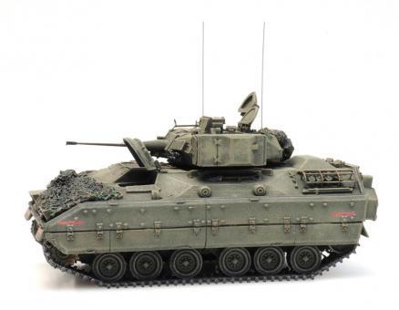 M2 Bradley IFV - Waldgrün - Gefechtsklar