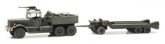 """M19 Diamond T mit Anhänger """"Belgien"""""""