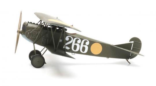 Fokker D.VII LVA 266