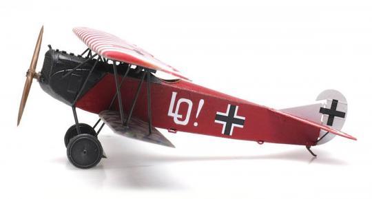 """Fokker D.VII Jasta 4 """"Ernst Udet"""""""
