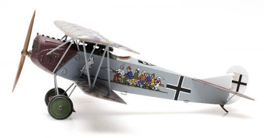 """Fokker D.VII OAW Jasta 65 """"Sieben Schwaben"""""""