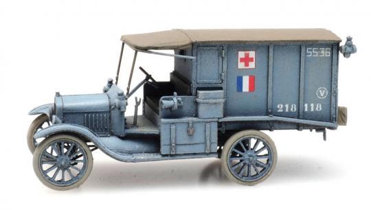 """Ford T Ambulanz """"Frankreich"""""""