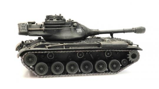 "M47 Eisenbahntransport ""Bundeswehr"""