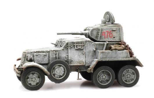 """Ba-10 Winter """"UdSSR"""""""