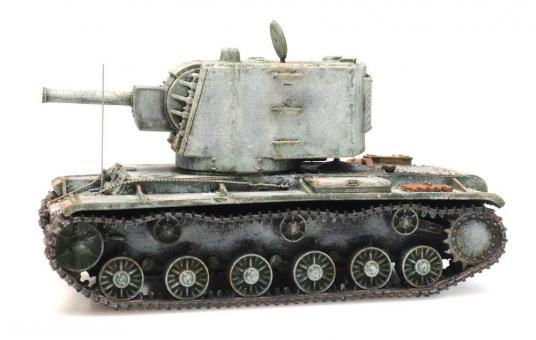 KV-2 - Winter