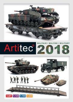 Artitec Katalog Militär 2018