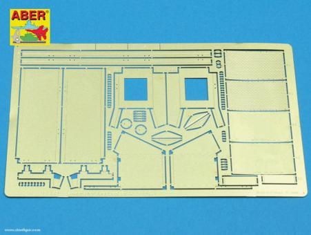 Jagdpanzer IV L/70(V) - Schutzbleche