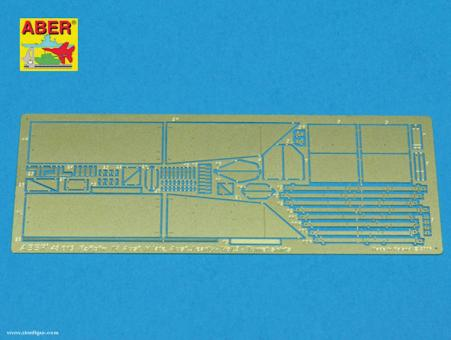 Pz.Kpfw.IV Ausf.H/Ausf.J früh Teil 3 - Turm-Schürzen
