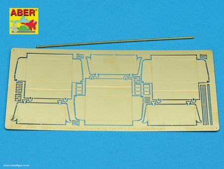 KV-1/KV-2 früh Teil 3 - späte Werkzeugkisten