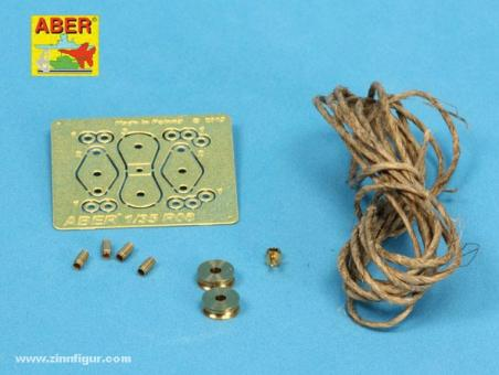 All-purpose Single Pulley x 2 pieces
