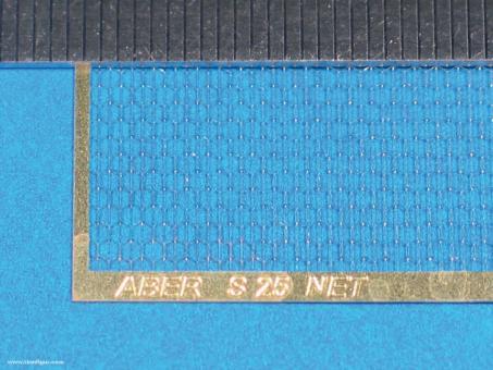 Sechseckgitter 1,5 x 1,4 mm
