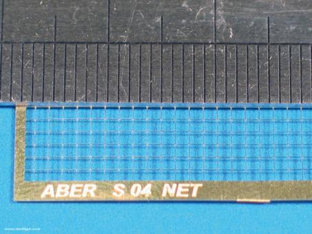 Gitter 1,3 x 1,3 mm