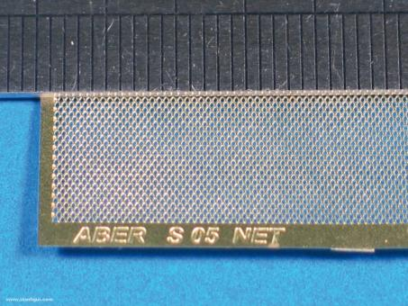 Gitter 0,8 x 0,5 mm