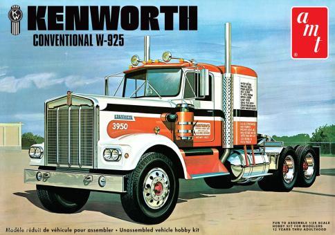 Kenworth W925 Truck