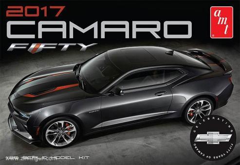 """2017 Chevy Camaro """"50th Anniversary"""""""