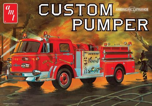 American La France Feuerwehr-Löschfahrzeug - Custom Pumper