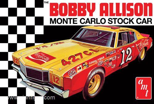 """1972 Chevy Monte Carlo Stock Car """"Coca Cola Bobby Allison"""""""
