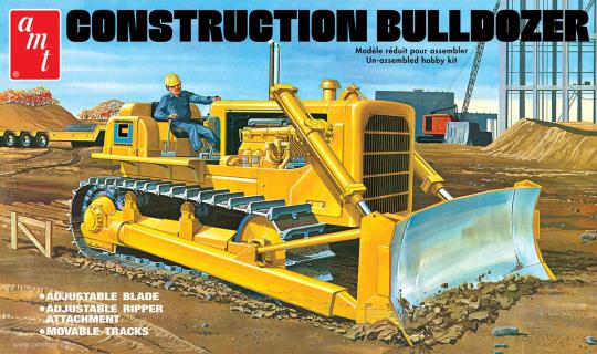 Planierraupe - Bulldozer