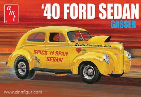 "1940 Ford Sedan ""Gasser"""