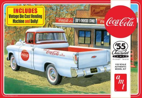 "Chevy Cameo Pickup ""Coca Cola"""